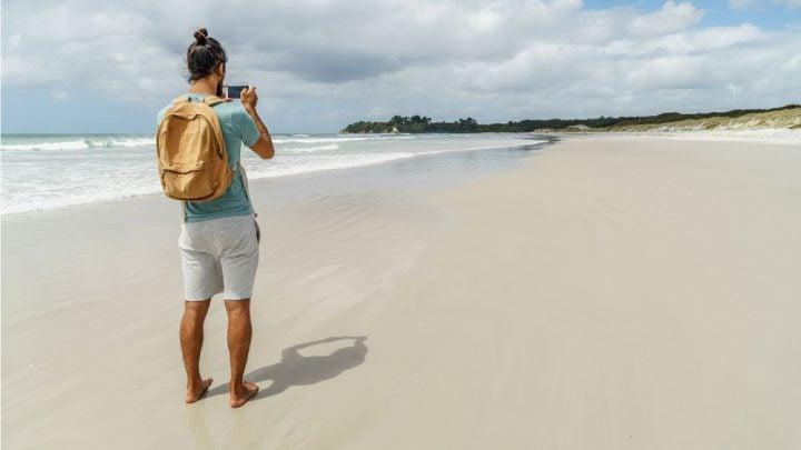 turismo rarawa beach nueva zelanda