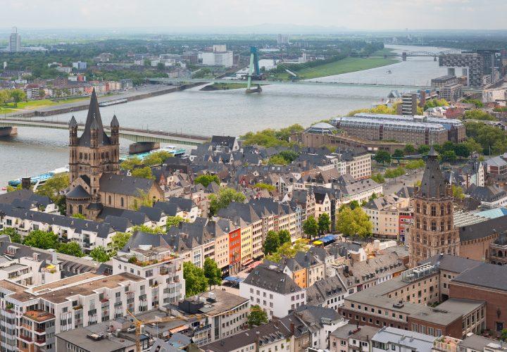 ciudad de colonia alemania