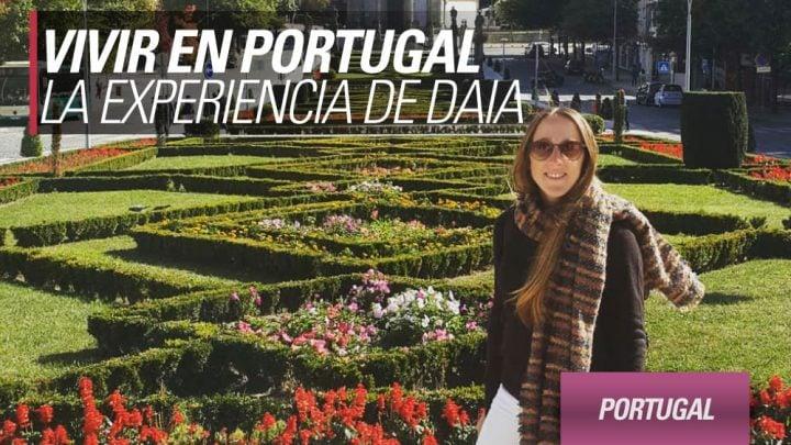 vivir en portugal experiencia Daiana
