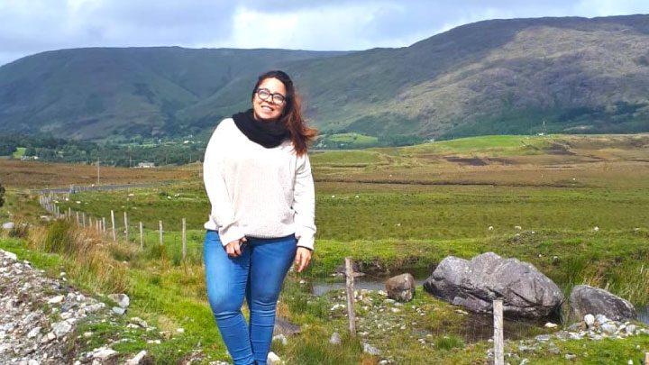 vivir y trabajar en irlanda juli