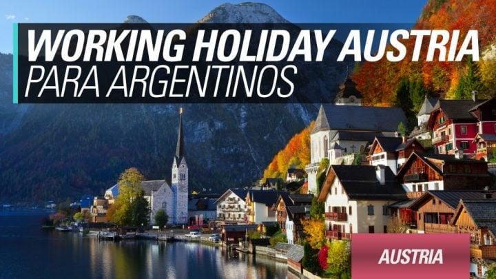 working holiday austria para argentinos