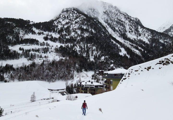 invierno paisaje