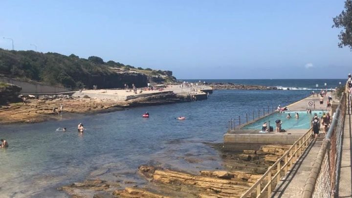 mejores playas sidney clovelly