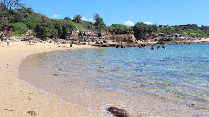 playa de sidney little bay