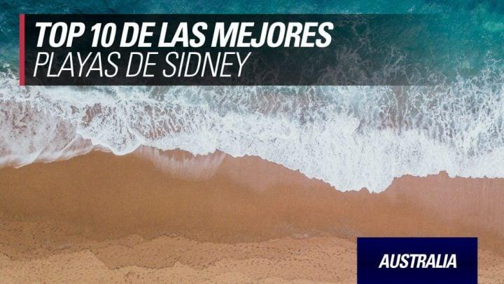 top playas de sidney
