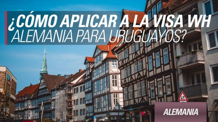 working holiday alemania para uruguayos