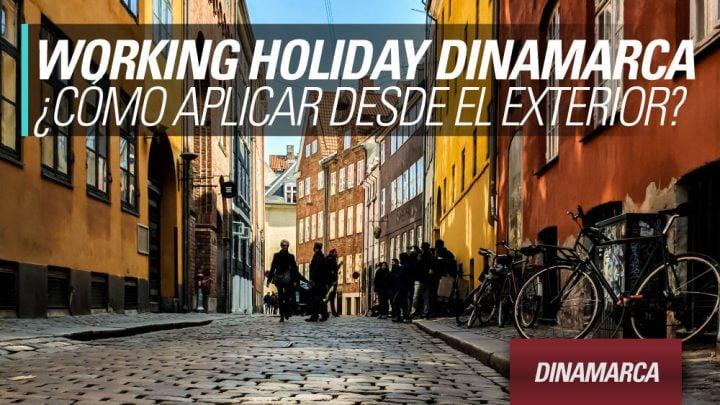 working holiday dinamarca aplicar en el exterior