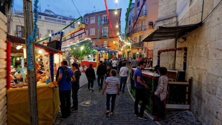 costo de vida en portugal-comida