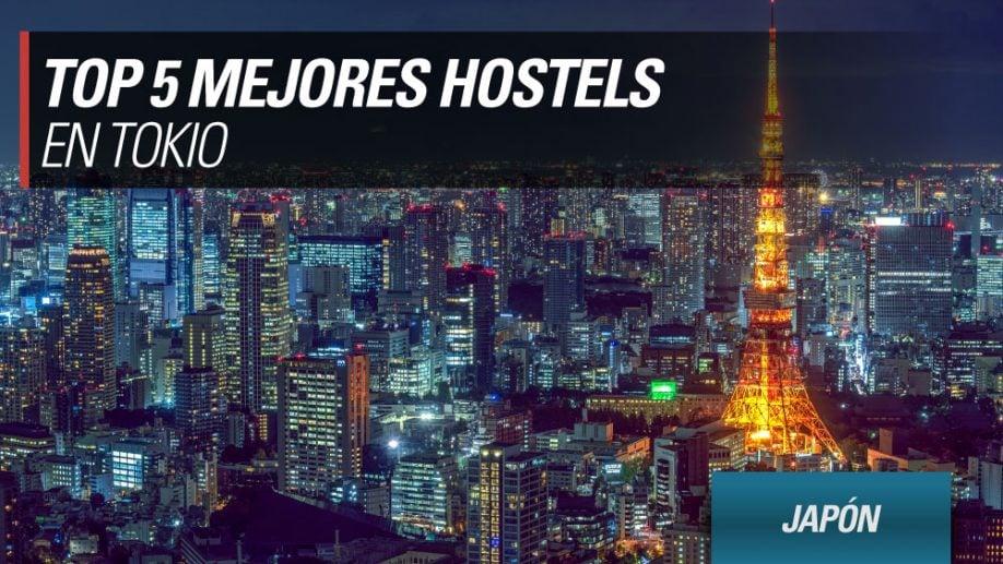 hostels en tokio