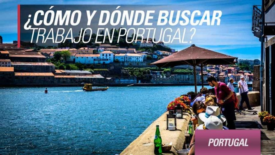 trabajo en portugal