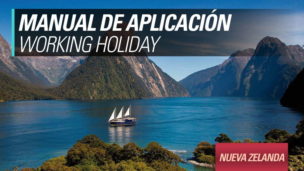Aplicacion working holiday nueva zelanda