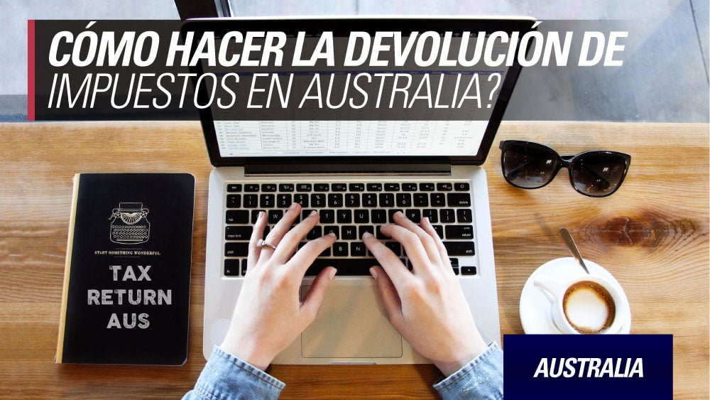 devolucion de impuestos australia