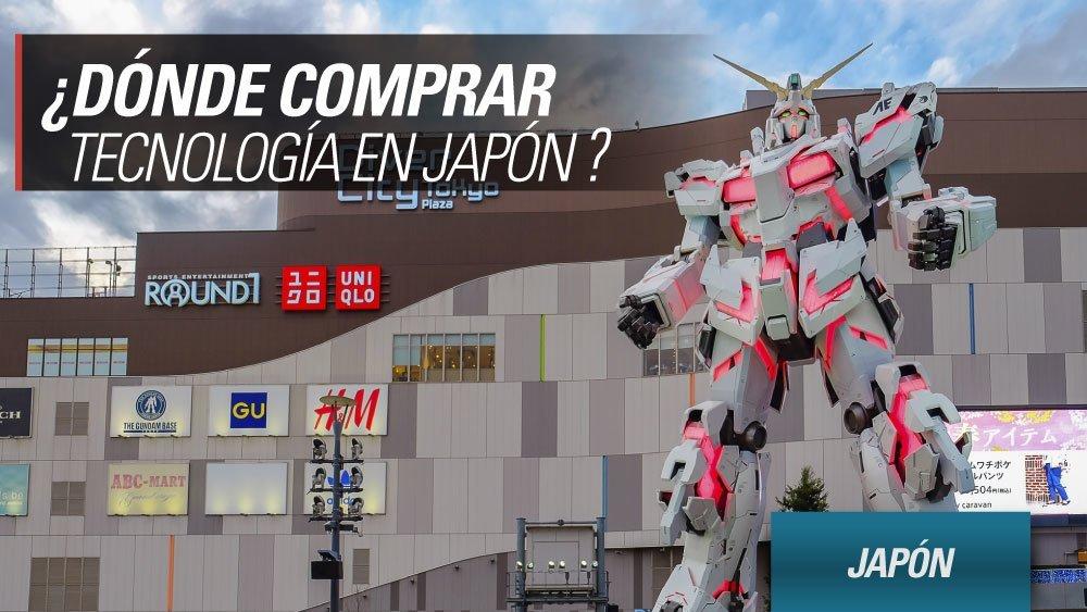 donde comprar tecnologia en japon