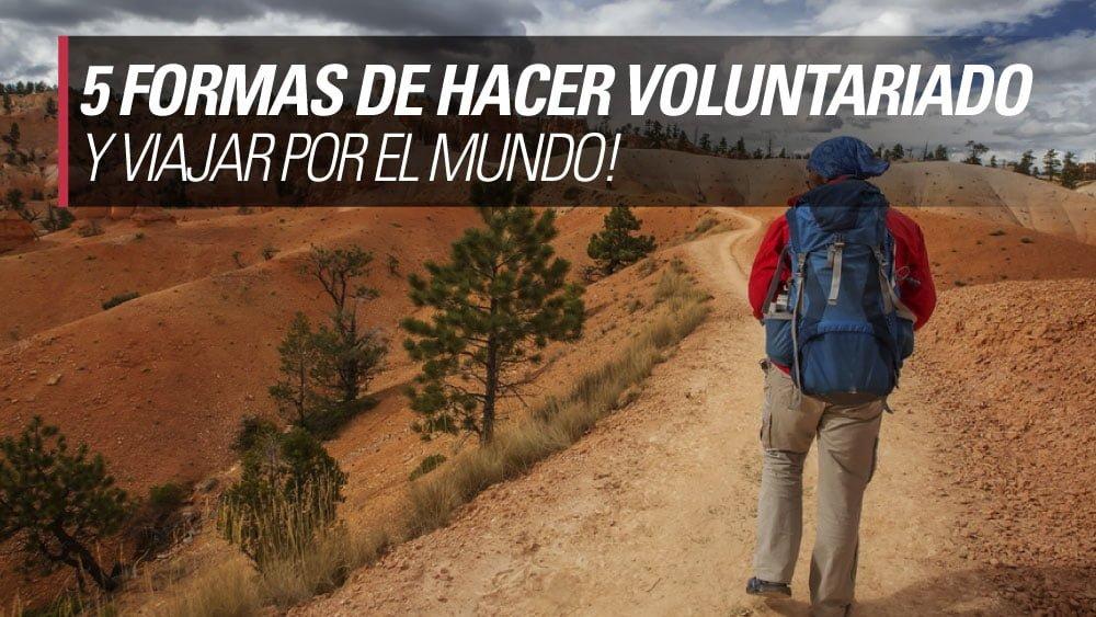voluntariado por el mundo