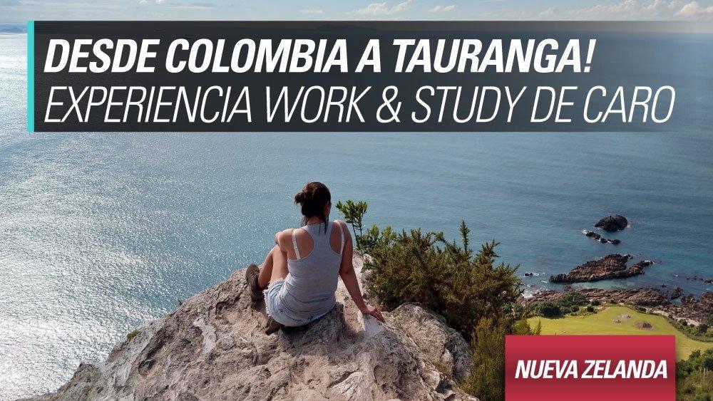 Work and study tauranga por caro