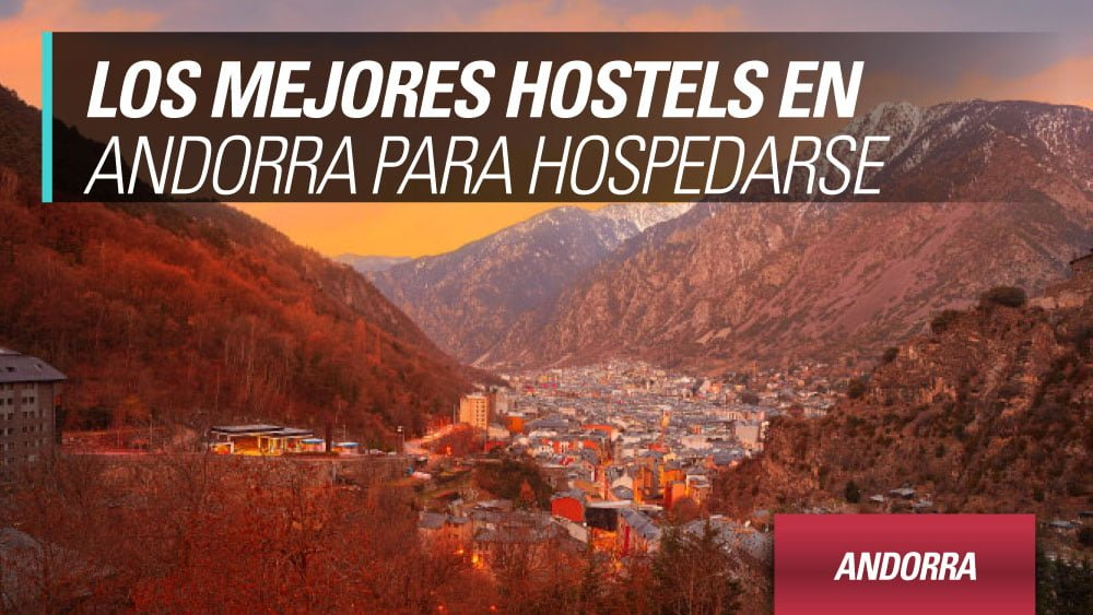 hostels en andorra