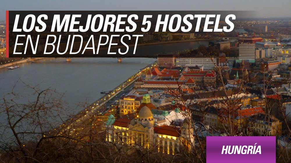 hostels en budapest