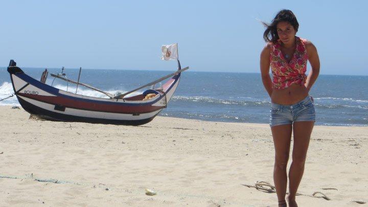 sol en playa portugal