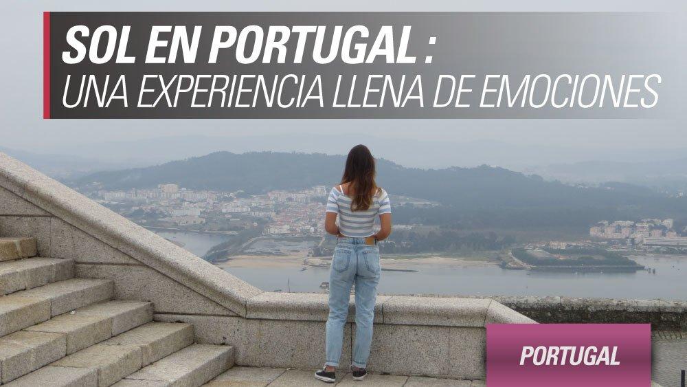 sol en portugal