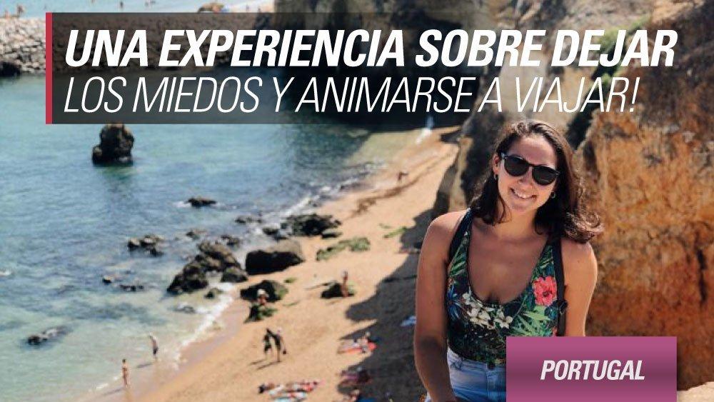 Experiencia sofia en portugal