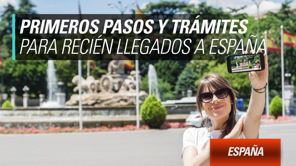 tramites para vivir y trabajar en espana