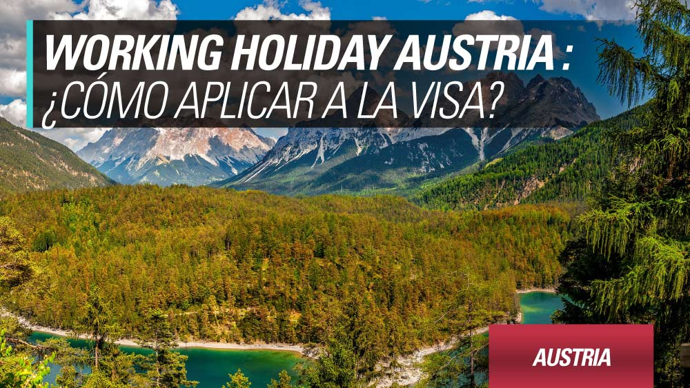 working holiday austria como aplicar
