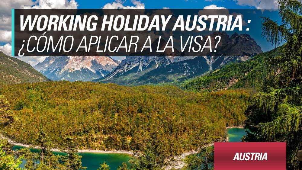 working holiday austria como aplicar