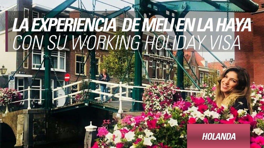 Meli experiencia working holiday holanda