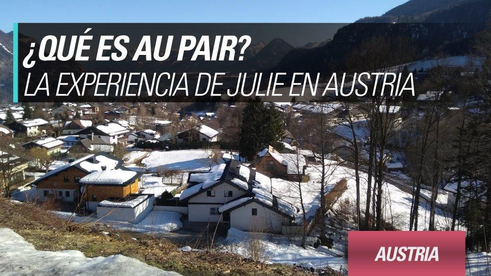 au pair experiencia austria julie