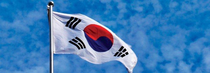 bandera corea