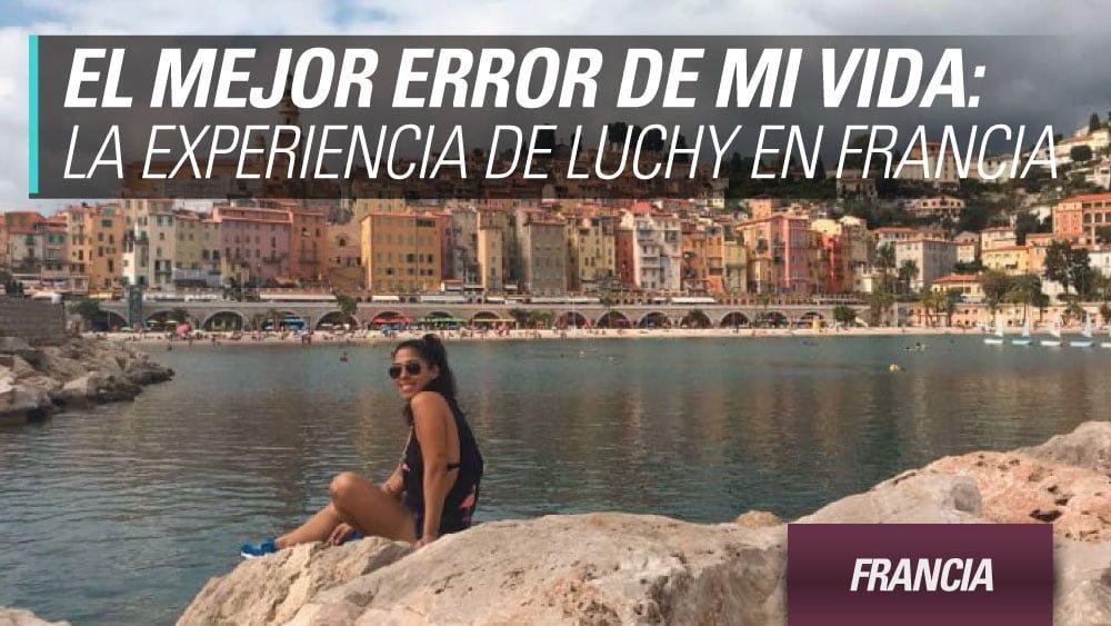 experiencia luchy en francia