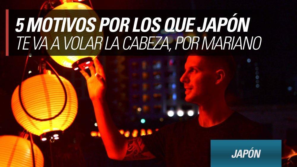 experiencia mariano japon