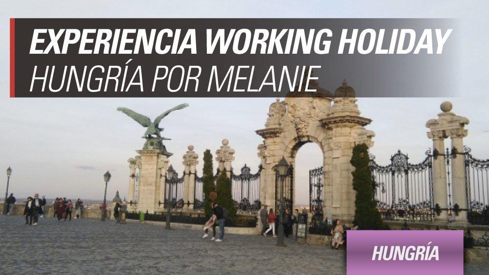experiencia working holiday hungria por melanie
