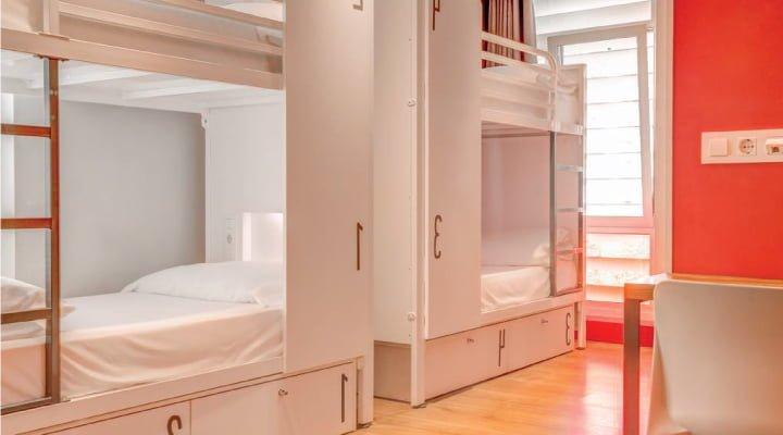 hostel barcelona extra