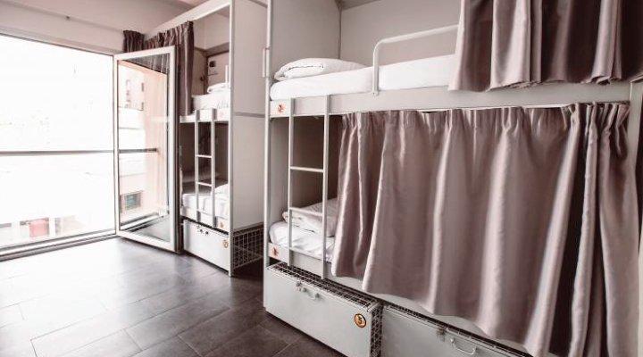 hostel barcelona uno