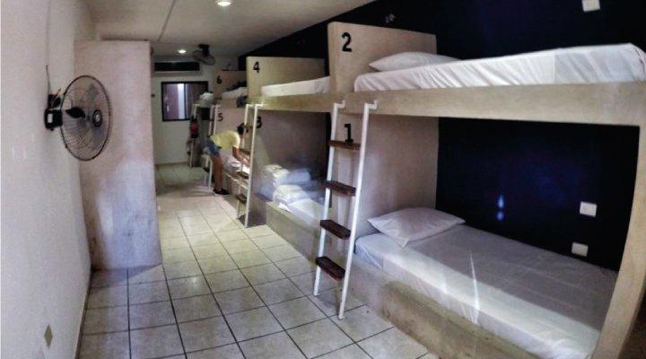hostel pdc cinco