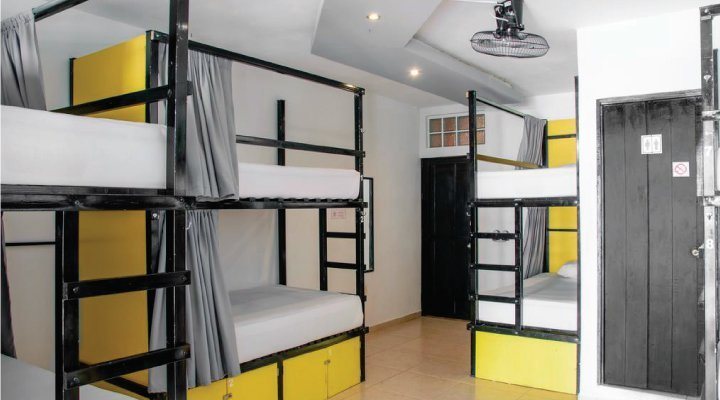 hostel pdc cuatro