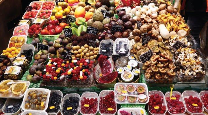 market budapets