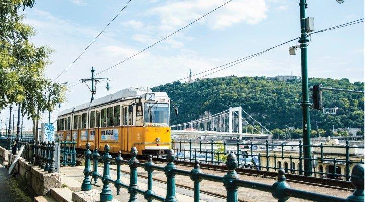 transporte budapest