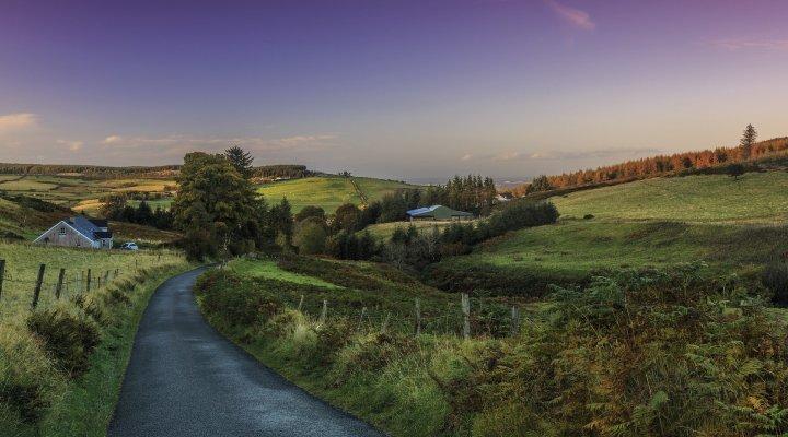 irlanda paisaje