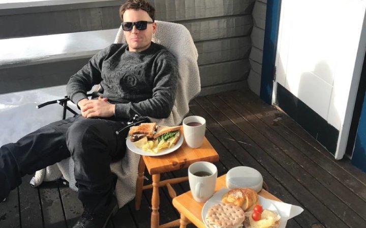 fede desayuno suecia