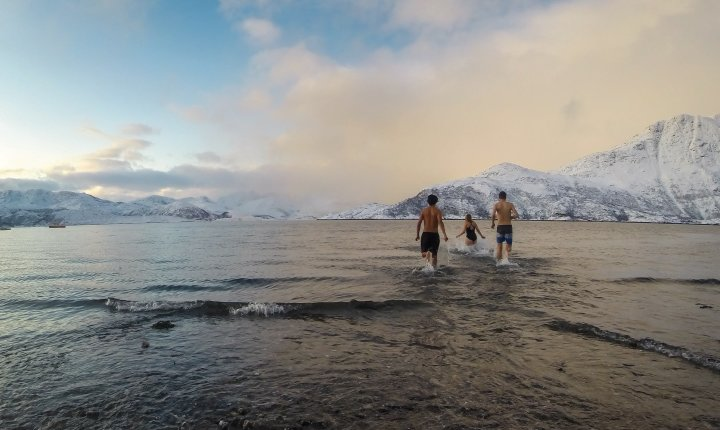 nadando seiland conrado