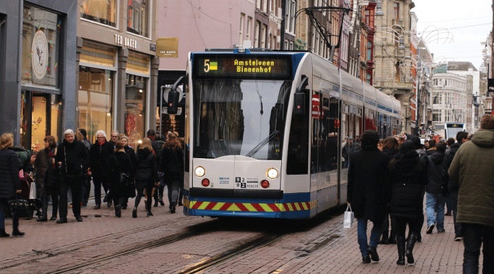 transporte holanda