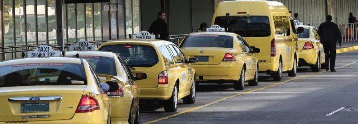 taxi ir desde el aeropuerto al centro viena