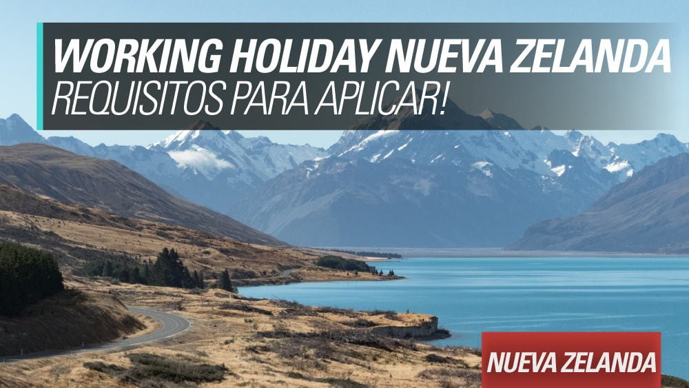 working holiday nz requisitos