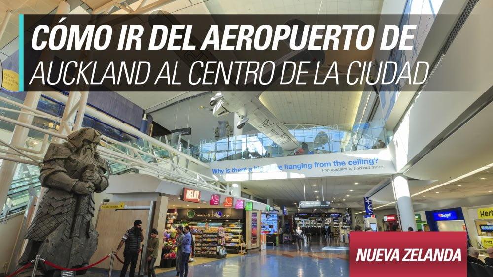 aeropuerto de auckand