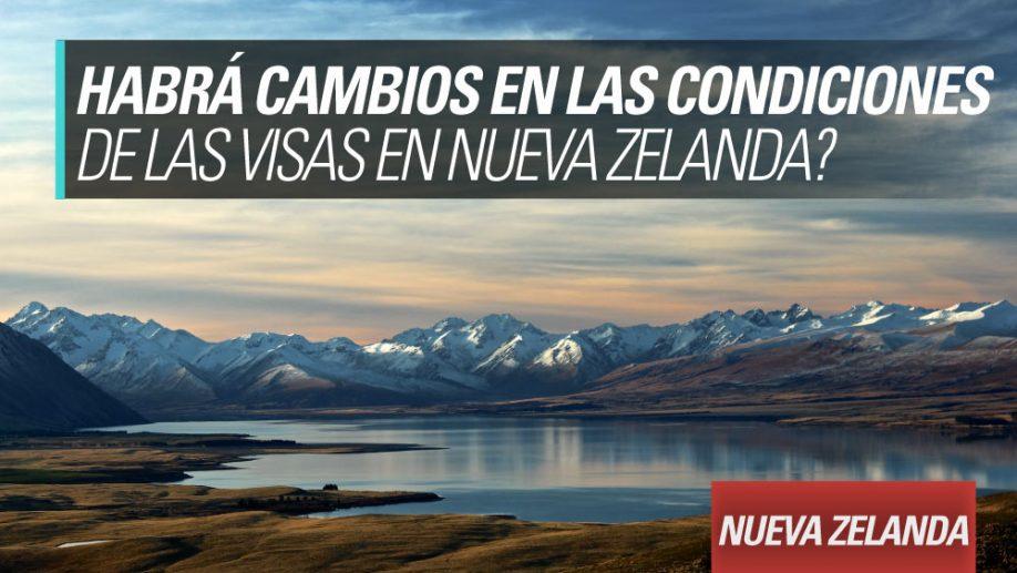 cambios condiciones de visa