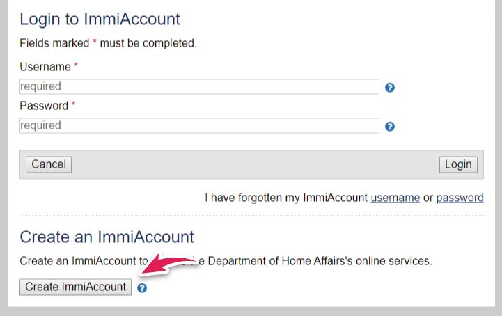 crear cuenta aplicar extension