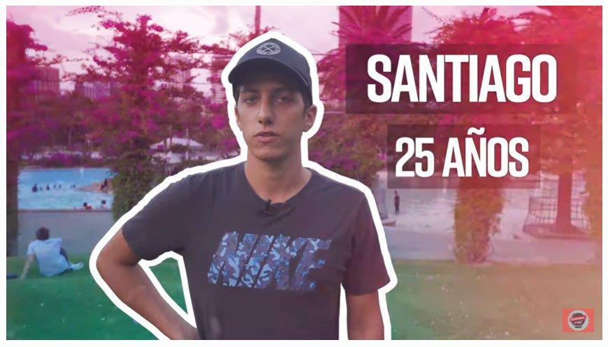 santiago brisbane video