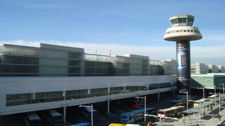 transporte del aeropuerto de barcelona al centro